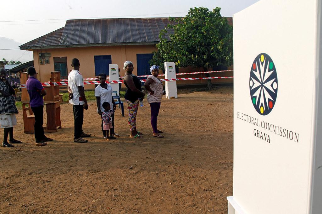 GHANA-ELECTION/
