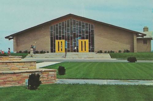 Sacred Heart Church - Oscoda, MI   Catholic Church in
