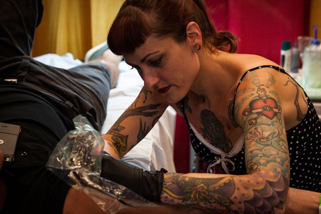 South Florida Tattoo Expo 2012 | Matt Wooddy | Flickr