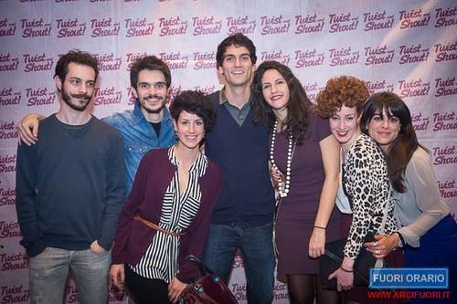 23/11/2013 Twist And Shout al Fuori Orario