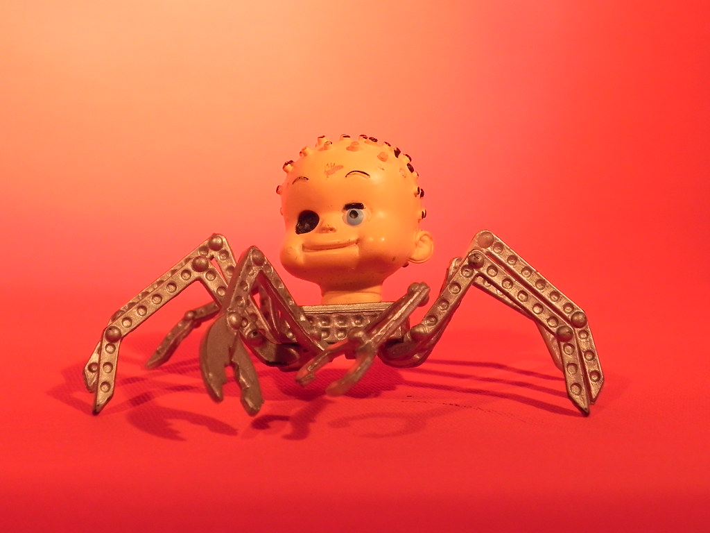 Toy Story Babyface Or Spider Baby Or Babyhead Babyface Flickr