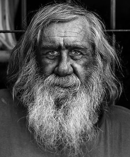 Homeless and forgotten old man in Argentina | by Rodrigo Butta