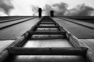 Roof Ladder | by Miguel Virkkunen Carvalho