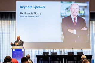 Director General Francis Gurry Speaks at IFRRO World Congress 2016 | by WIPO | OMPI