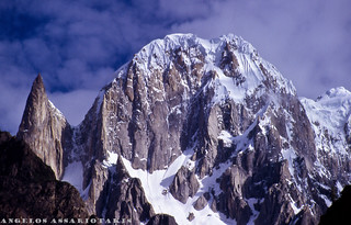 pakistan north-Bubulimating peak Pakistan