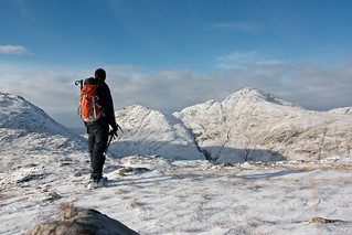 Winter walking in Ardgour | by Nick Bramhall
