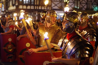 19.12.13 Chester Saturnalia Parade 30 | by donald judge