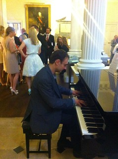 Wedding Pianist London - In and Out club, Mayfair | by Jazz For Hire London