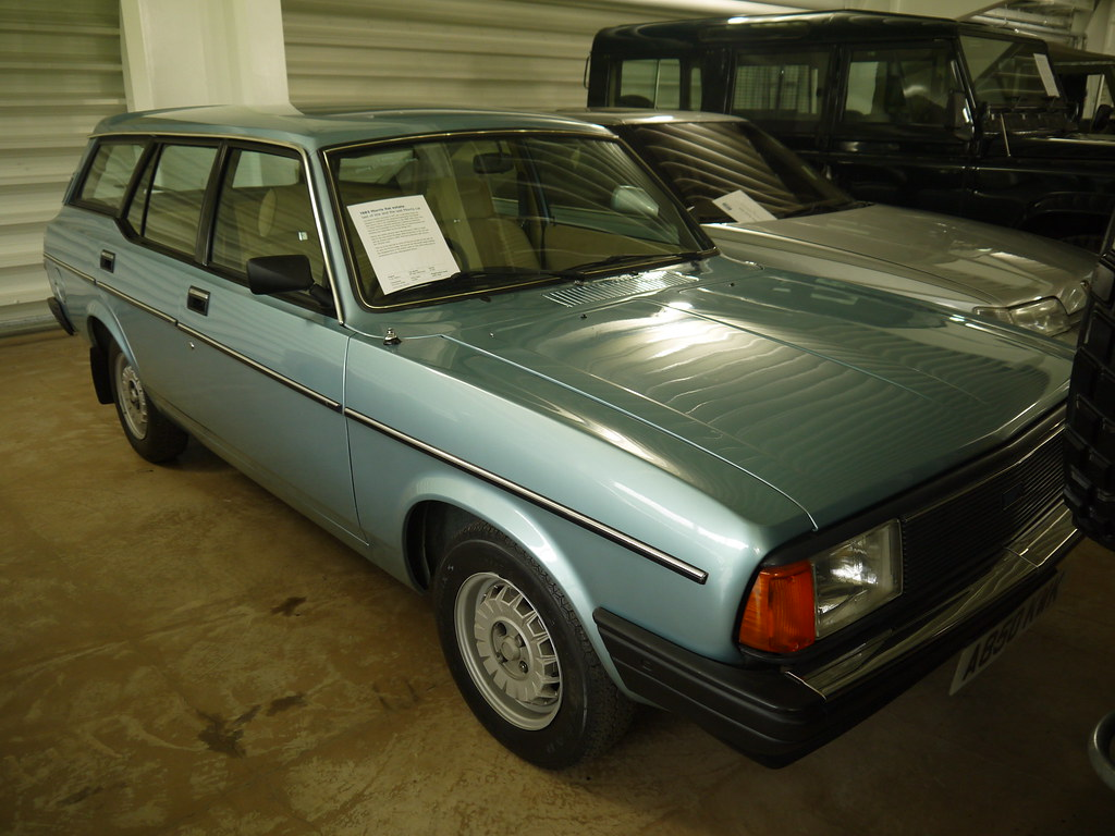1983 Morris Ital Estate | The very last car to carry the Mor… | Flickr