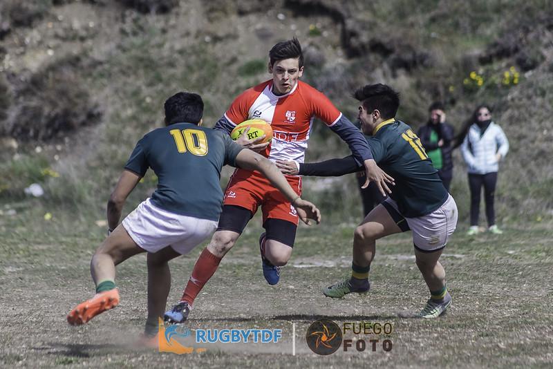 Rio Grande RHC vs Universitario - M16