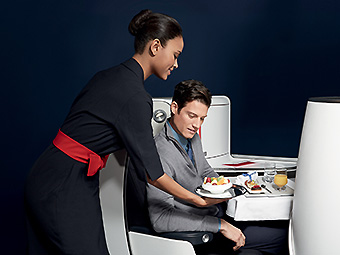 Air France Business Best gastronomía (Air France)
