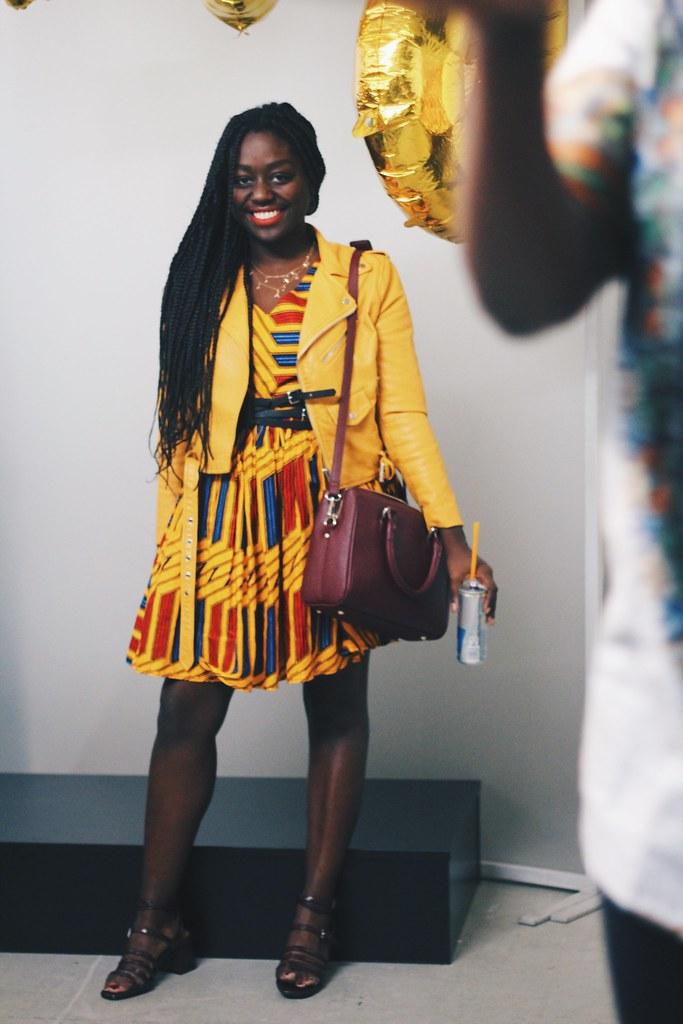 Lois Opoku oshun BEAUTY Event lisforlois