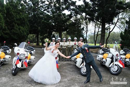 105年陸軍集團結婚