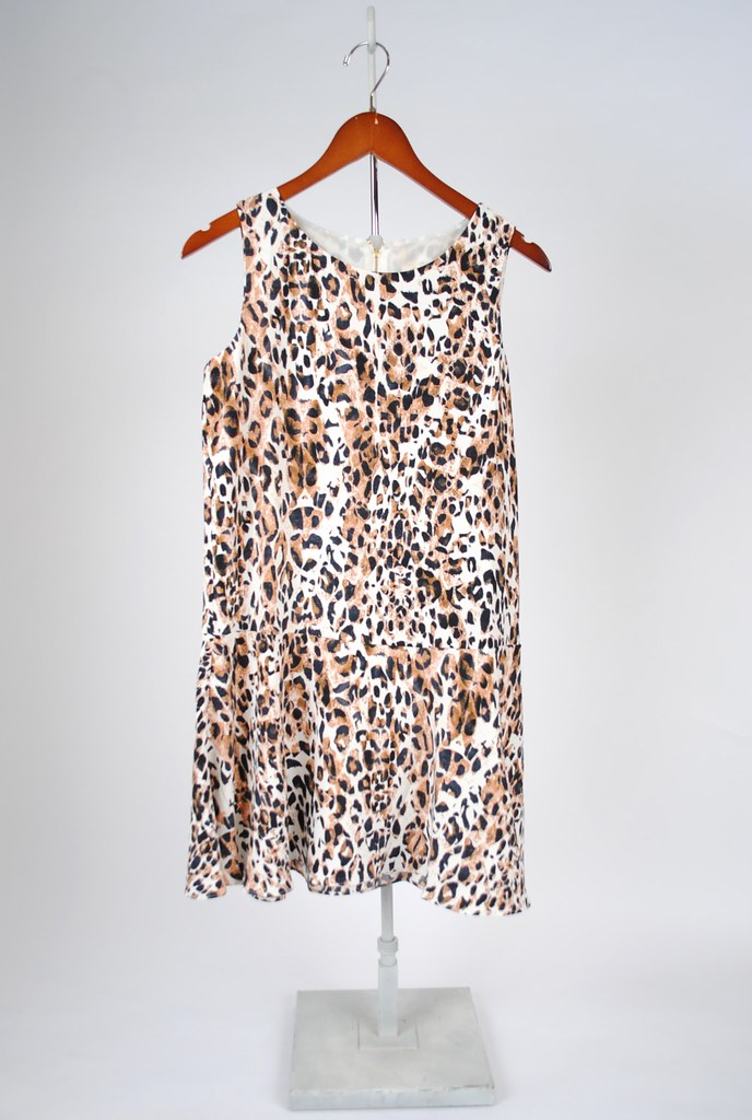 Tish Sleeveless Dress
