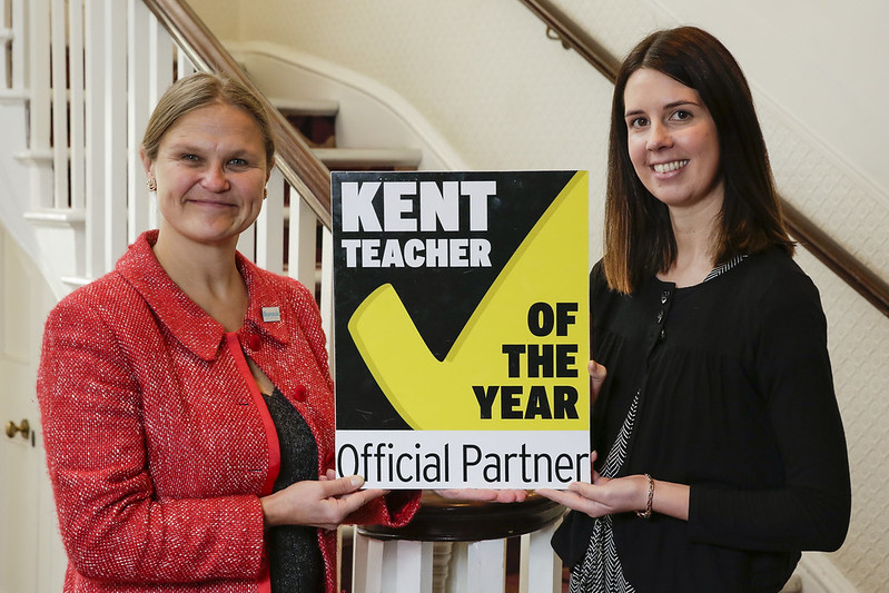 Kent Teacher of the Year December 2016 Launch