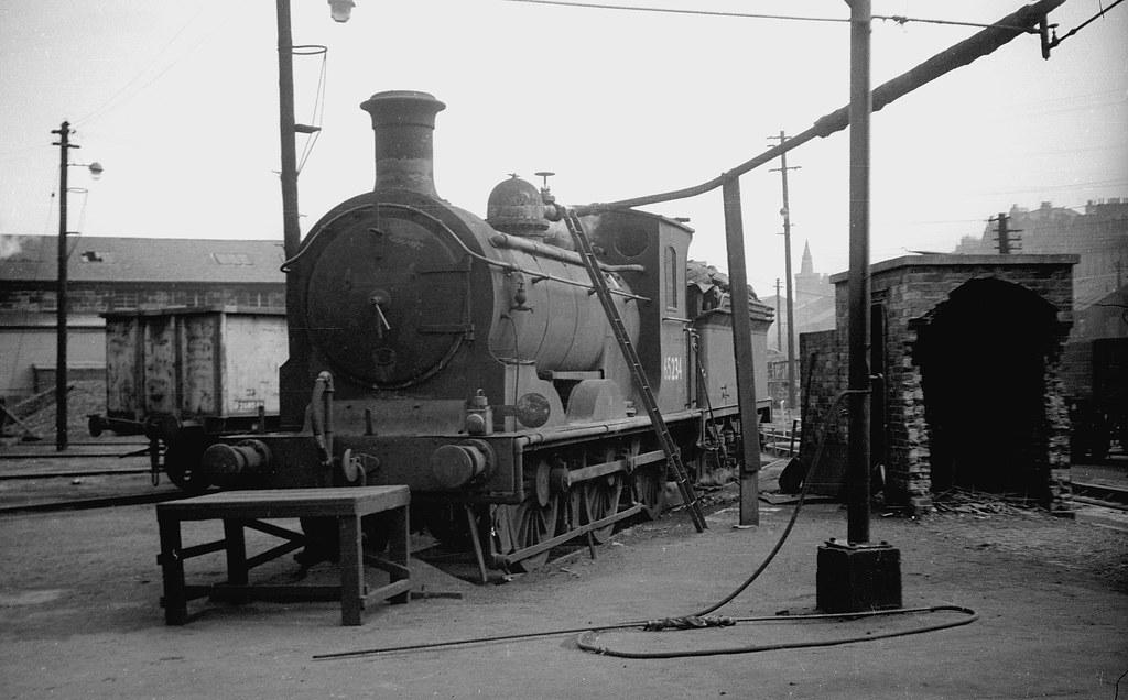 J36 65234, stationary boiler at 64A | Holmes design for the … | Flickr
