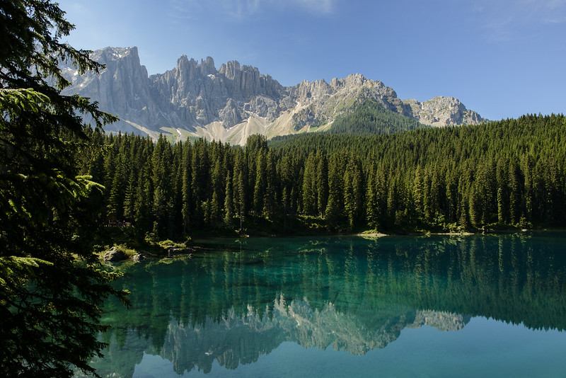 Lake Carezza 2