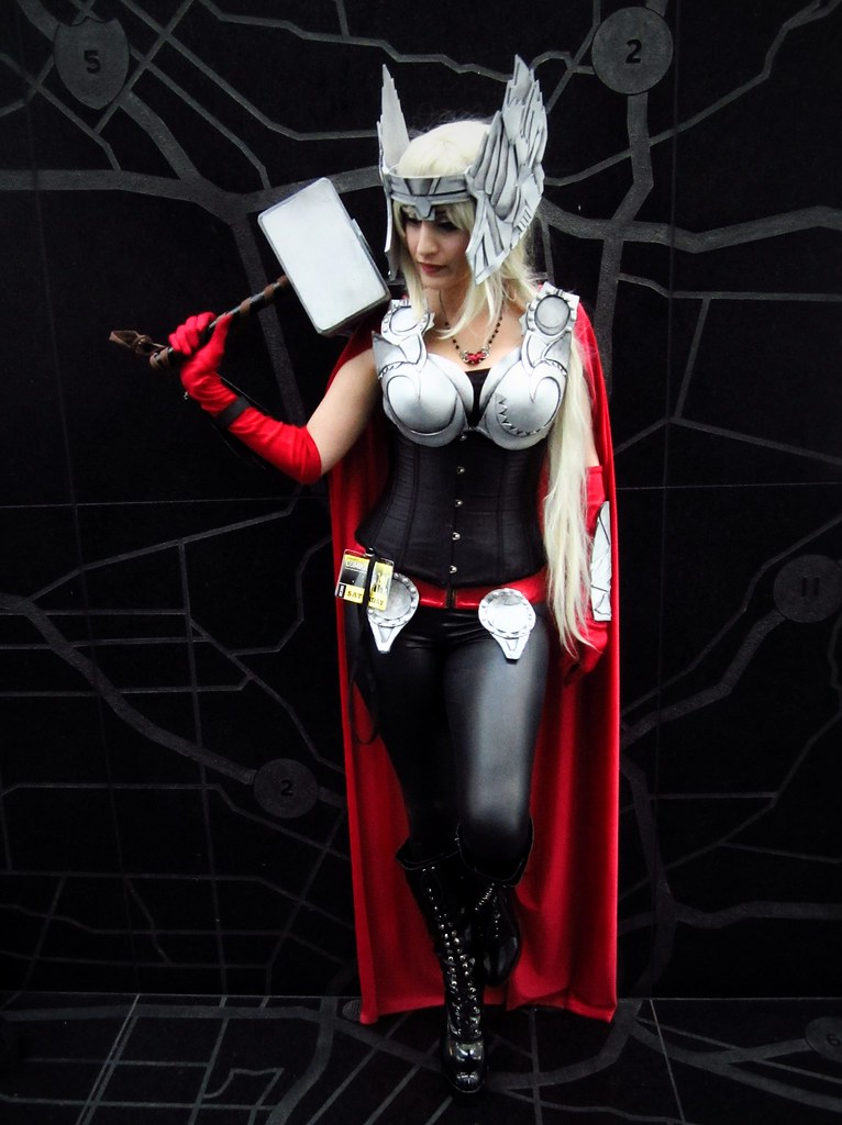 Thor Cosplay | by piratesavvy07 Thor Cosplay | by piratesavvy07  sc 1 st  Flickr & Thor Cosplay | misspiratesavvy | Lori | Flickr