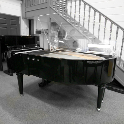 ... Pearl River Butterfly Grand Piano | By Newfound Pianos