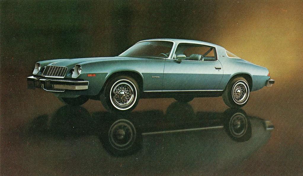 1977 Chevrolet Camaro Type LT Coupe  HAPPY NEW YEAR TO ALL  Flickr