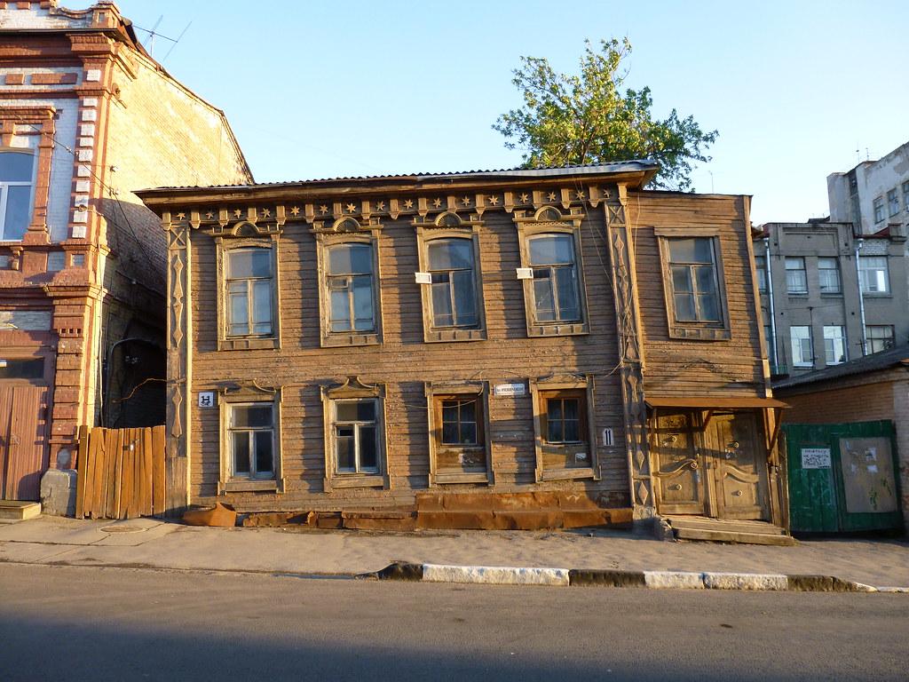 Wunderbar Russisches Holzhaus Dekoration Von Samara: 2 | By Sebastianberlin