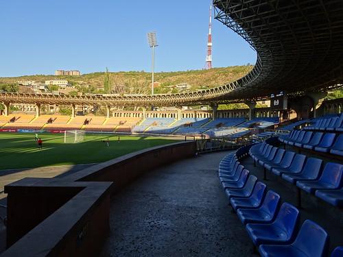 Ararat Yerevan 0:2 Gandzasar Kapan