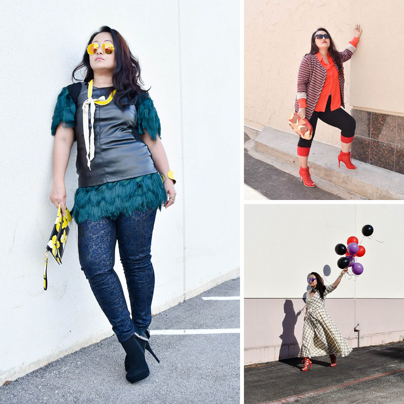 Sheela - Sheela Writes, over 40 fashion & style blogger