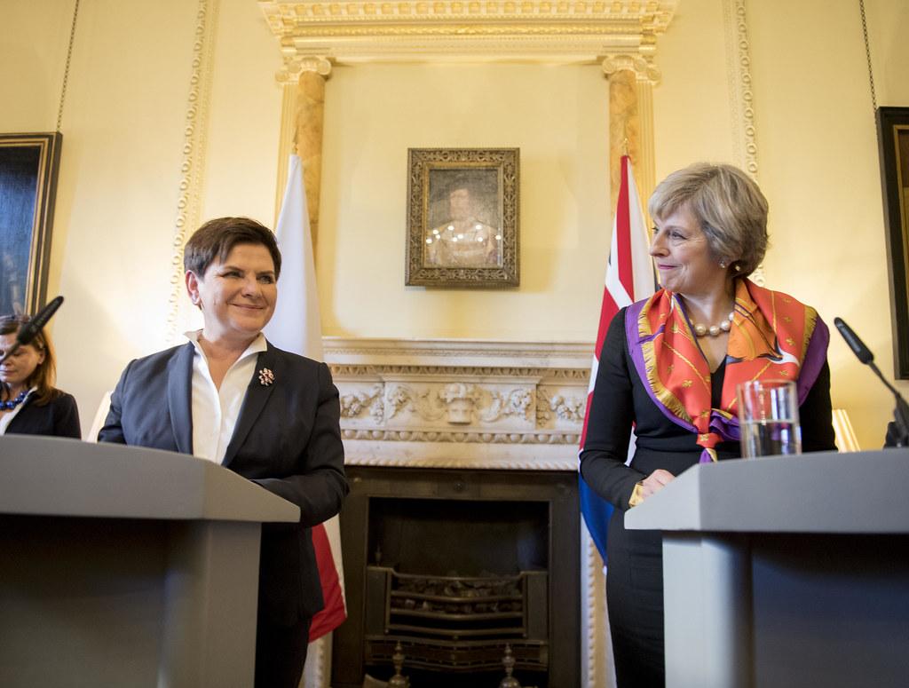 Uk poland summit november 2016 flickr - Office of prime minister uk ...