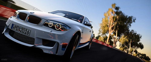 Project CARS / BMW 1-Series M Coupe | by Stefans02