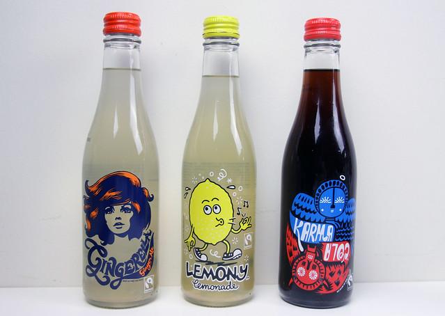 Karma Kola Drinks