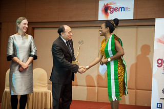 unoma-okorafor-GEM-tech-Award-winner-2016 | by waawfoundation