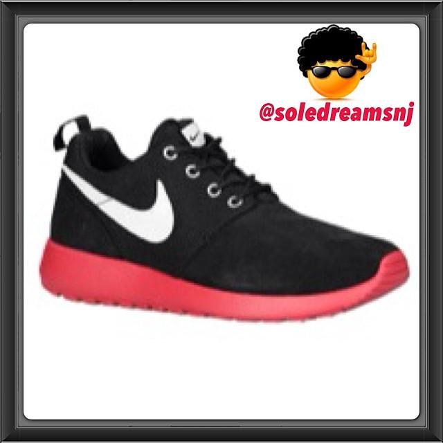 Soledreamsnj Nike Roshe Run Boys Grade School Blackd Flickr