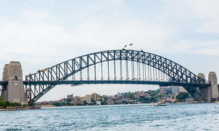 Sydney Bridge | by airskull