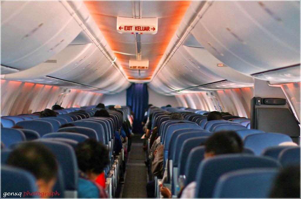 ... Boeing Sky Interior Boeing 737 900ER LION AIR   By Genxq Caesario