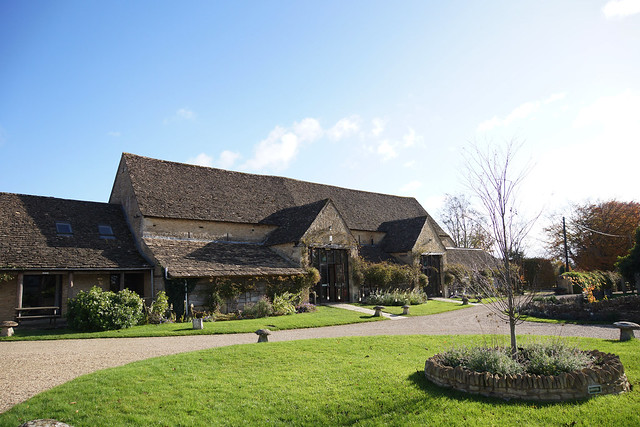 Great Tythe Barn, Tetbury