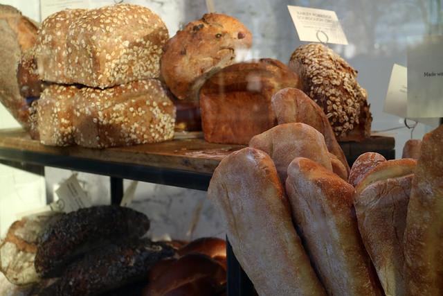 fresh bread london