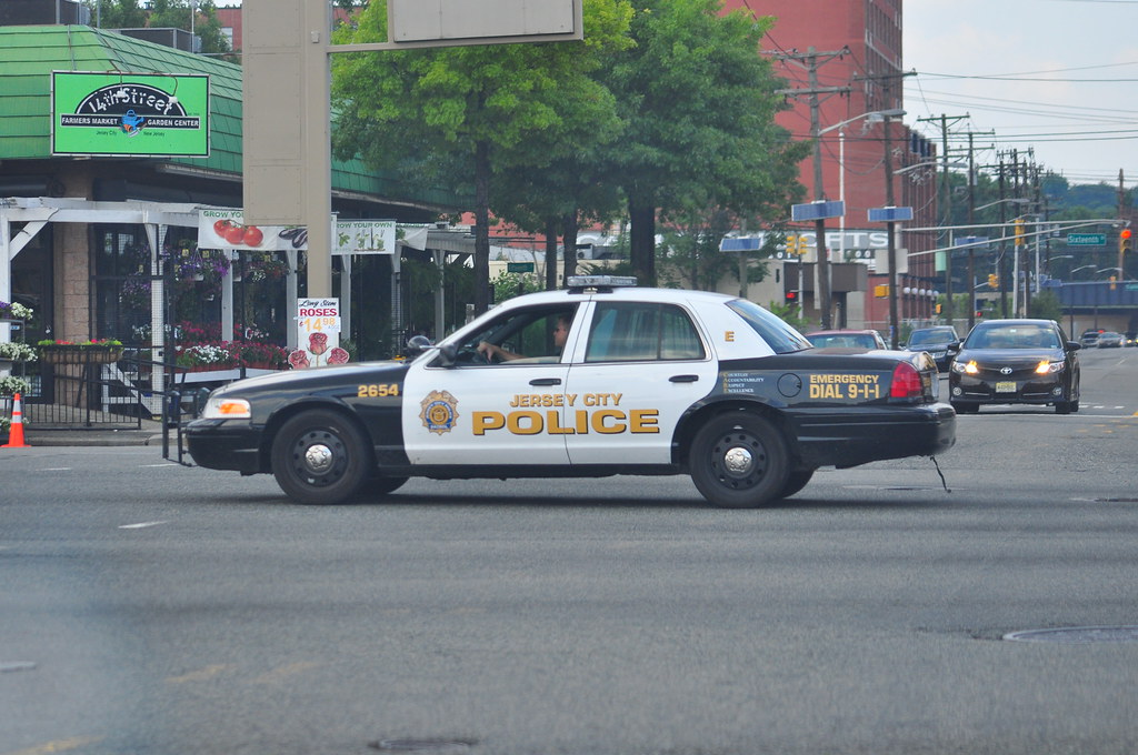 Jersey City Ford >> Jersey City Ford Crown Victoria Rmp Triborough Flickr