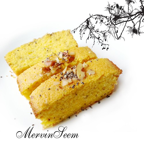 Polenta Chia Seed Orange Lemon Cake | This is a gluten ...