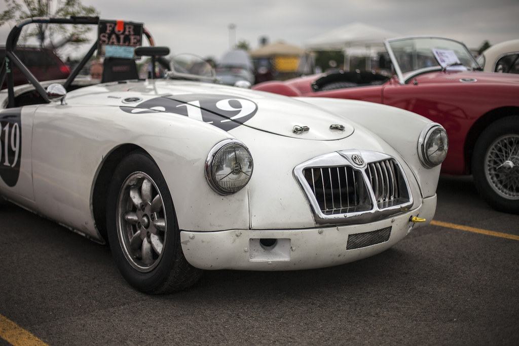 MGA Race Car   Jon   Flickr