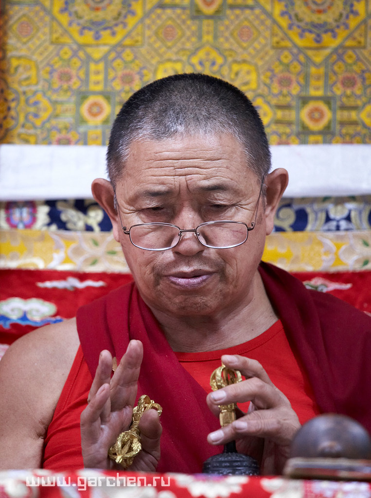 Кьябдже Гарчен Ринпоче / Kyabje Garchen Rinpoche | Drikung Kagyu ...