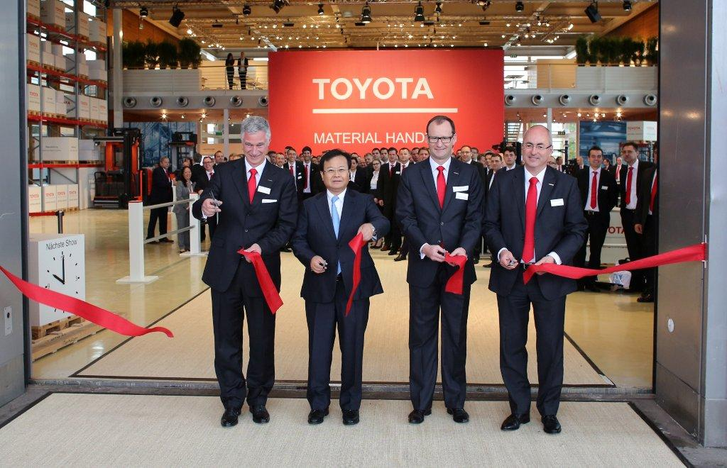 Image result for Toyota Material Handling Group