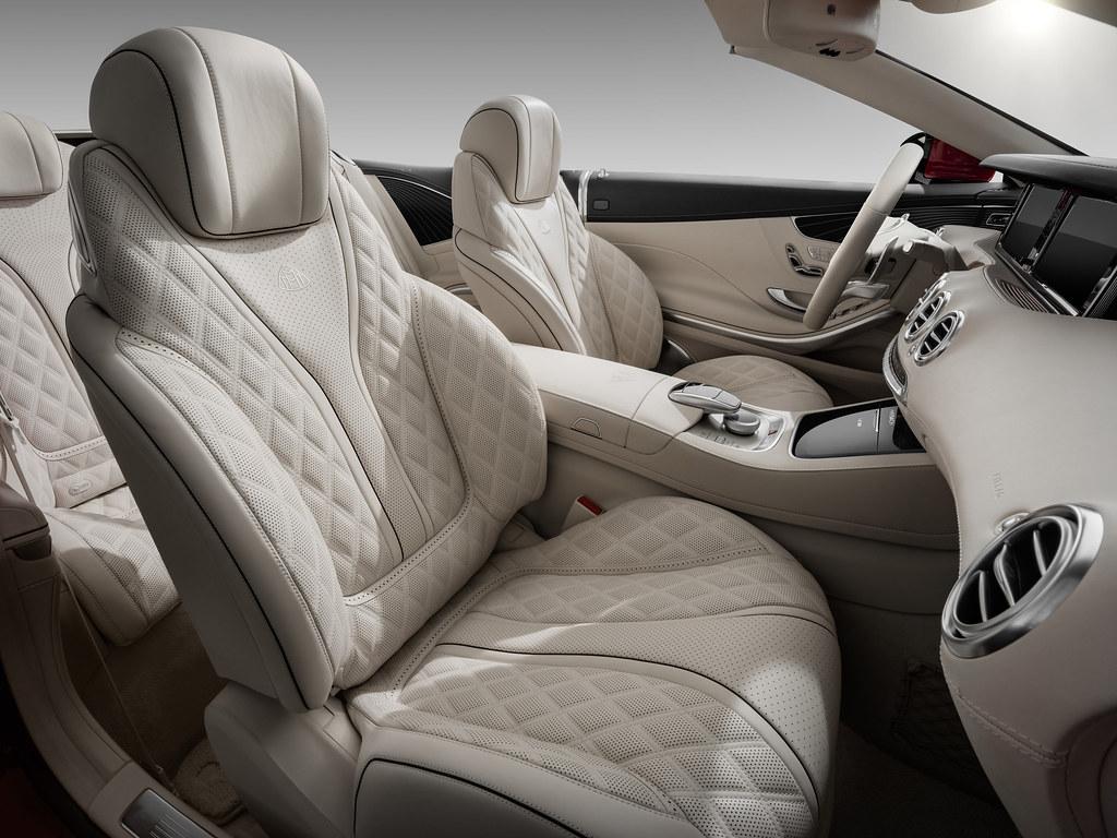 Mercedes-Maybach S650 Cabriolet LA Reveal