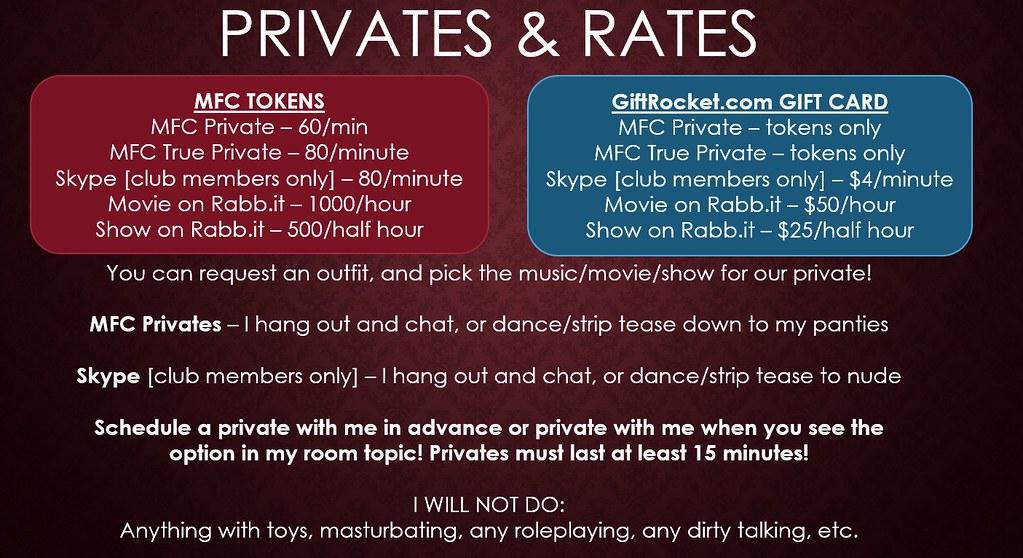 privates info