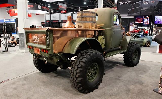 1941 Dodge Power Wagon Bootlegger