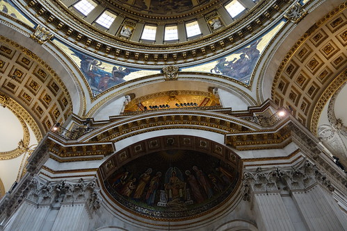 St Paul's Cathedral | by erin.niimi