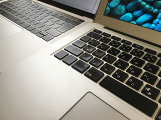 MacBook Pro (late2016) 13inch vs MacBook Air (Mid 2012) 13inch | by salchuiwt