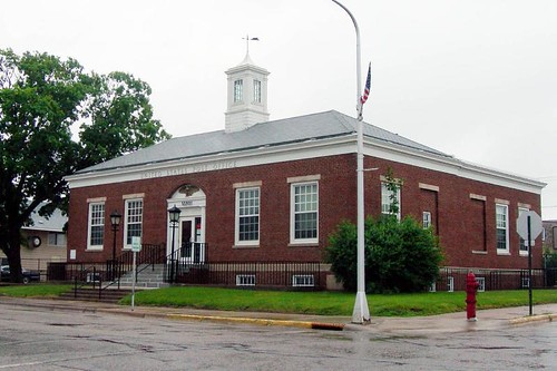 Caledonia, MN post office | by PMCC Post Office Photos
