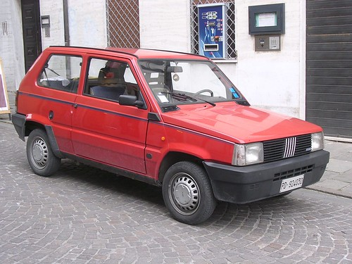 fiat panda 750 young red este padova italy 2008 an origina flickr. Black Bedroom Furniture Sets. Home Design Ideas