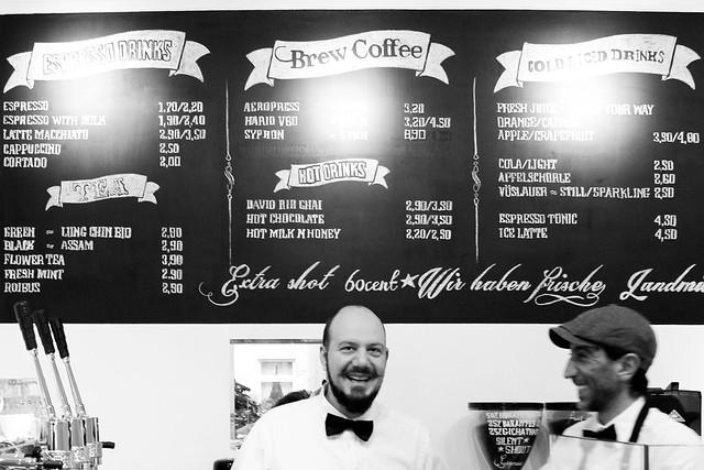 Kaffeeklatsch: Stockholm Espresso Club (Hamburg)