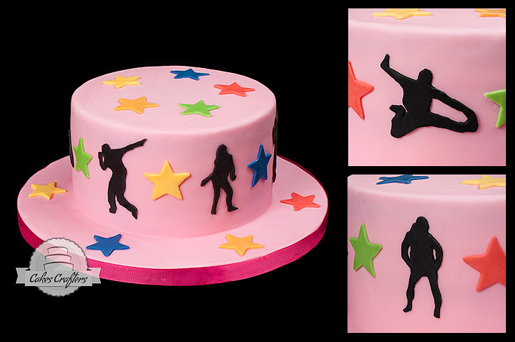 Hip Hop Cake For A 10th Birthday Cakes Crafters Www